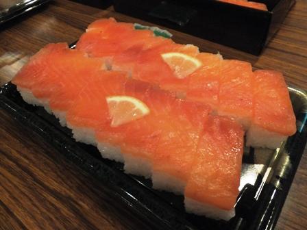 大栄食品 美雪ますの寿司