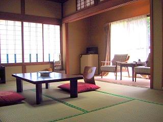 銀泉荘 お部屋