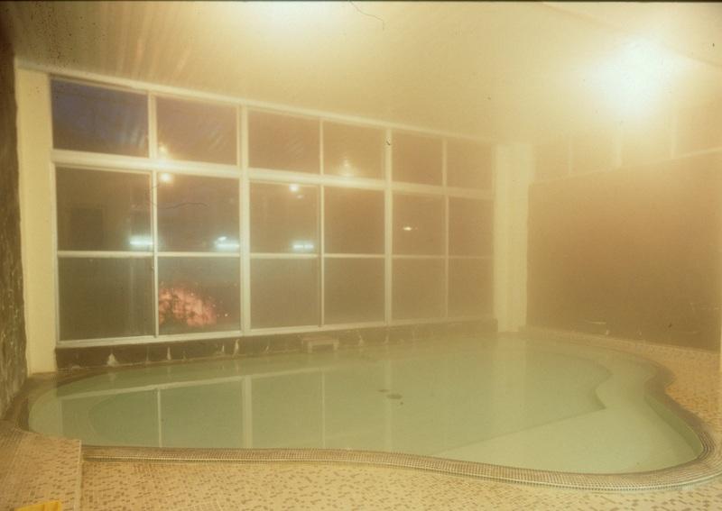 湯元庄屋 和泉屋旅館 男性大浴場
