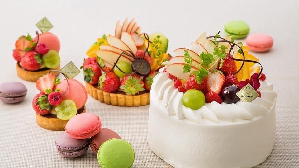 Patisserie KANSENDO ケーキ