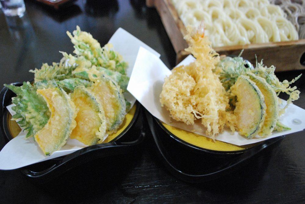 小松屋 天ぷら&野菜天ぷら