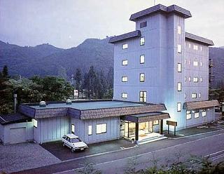 大湯ホテル 外観