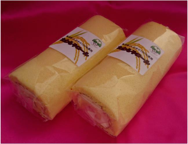 タワラヤ 米粉ロール