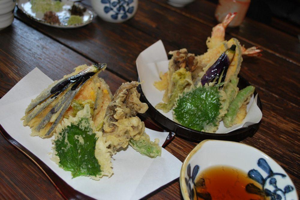 薬師 天ぷら&野菜天ぷら