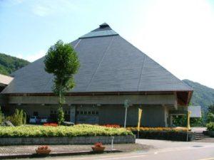 湯之谷交流センター ユピオ 外観